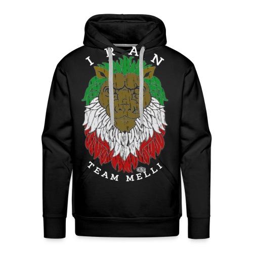 TEAM MELLI IRAN W - Männer Premium Hoodie