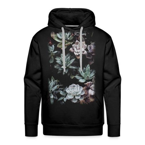 A Succulent Dream - Männer Premium Hoodie