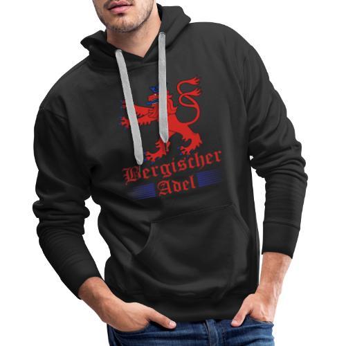 Bergischer Adel - Männer Premium Hoodie