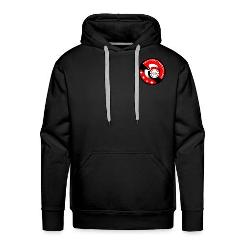 PCSA - Poker Club Strasbourg Alsace - Sweat-shirt à capuche Premium pour hommes