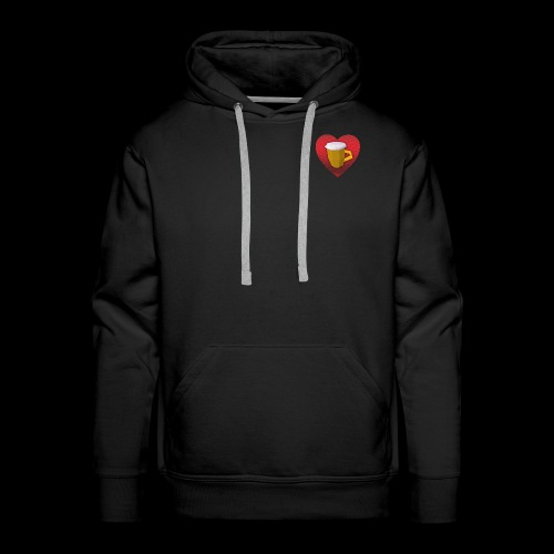 kidfutBeer! - Mannen Premium hoodie