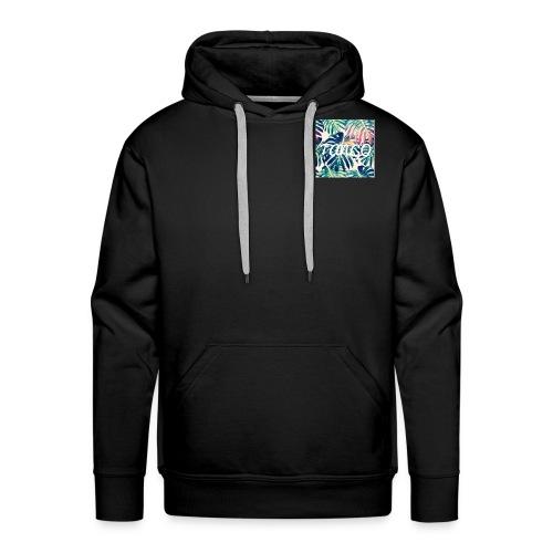 Hawaiian Logo - Men's Premium Hoodie