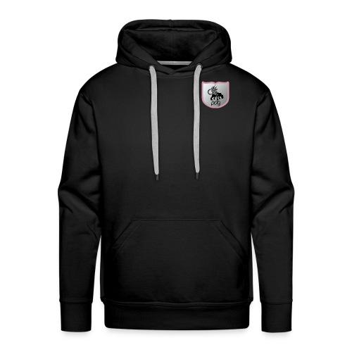 POG ROSE - Sweat-shirt à capuche Premium pour hommes