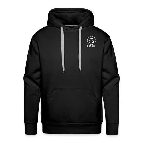 CRANIA WHITE - Men's Premium Hoodie