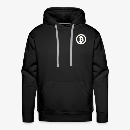 Bitcoin Cryptocurrency wear stylish - Men's Premium Hoodie