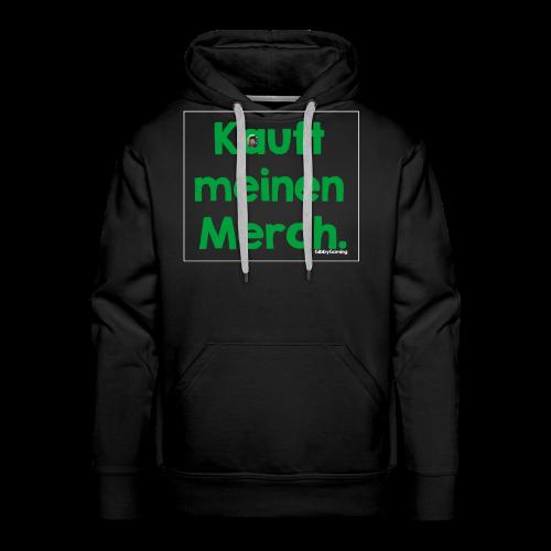 KmM mit Logo - Männer Premium Hoodie