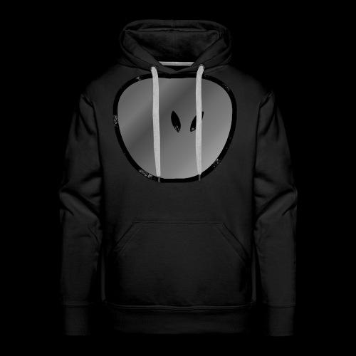 apple dark - Männer Premium Hoodie