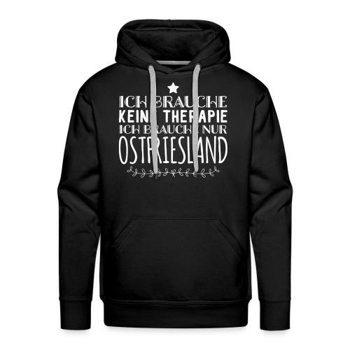 ostfriesland_therapie - Männer Premium Hoodie