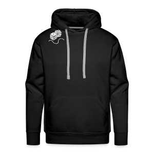 Dice - Symbols of Happiness - Men's Premium Hoodie