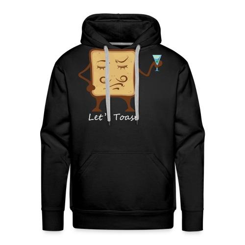 Let`s toast - Men's Premium Hoodie