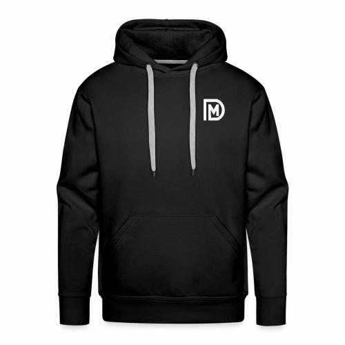 DM LOGO - Männer Premium Hoodie