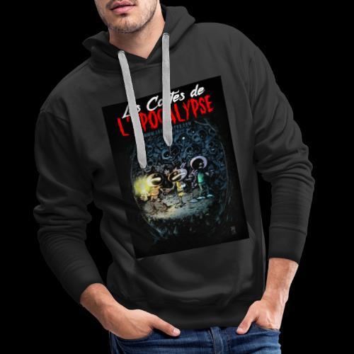 LCDLA ep 00 - Sweat-shirt à capuche Premium pour hommes