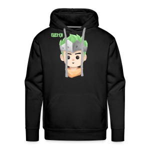 Young Genji - Made by Alpha - Männer Premium Hoodie