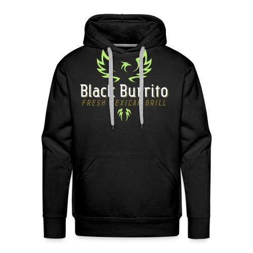 Black Burrito - Männer Premium Hoodie