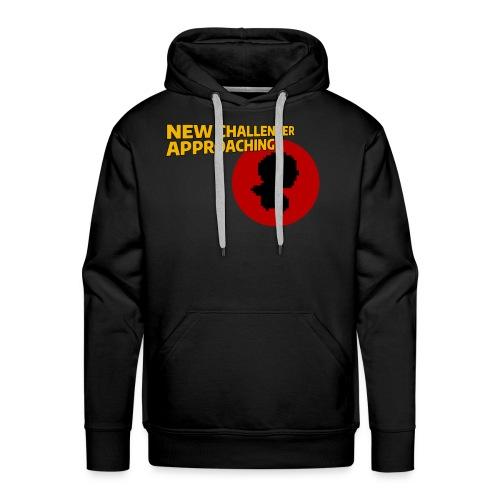 New Challenger Approaching - Mannen Premium hoodie