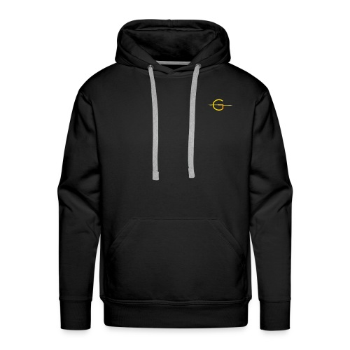 G Logo - Men's Premium Hoodie