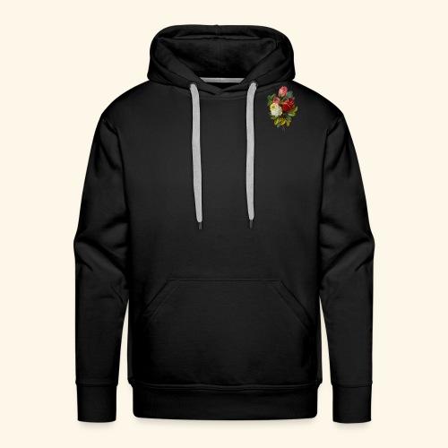 Minimalista - Sudadera con capucha premium para hombre