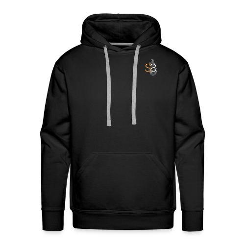 DubbleS logo - Mannen Premium hoodie