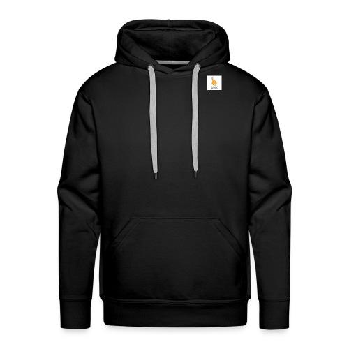 Logo UniK - Sweat-shirt à capuche Premium pour hommes