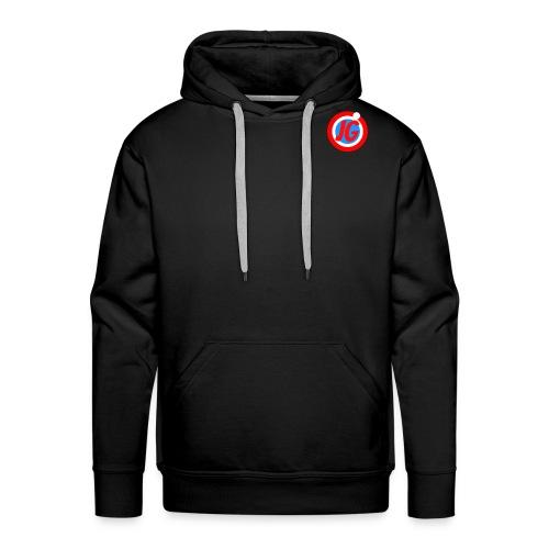 TEAM JG Logo top - Men's Premium Hoodie