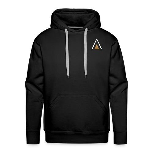 Appics Logo - Männer Premium Hoodie