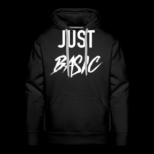Just Basic - Männer Premium Hoodie