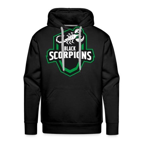 Black Scorpions Logo - Männer Premium Hoodie