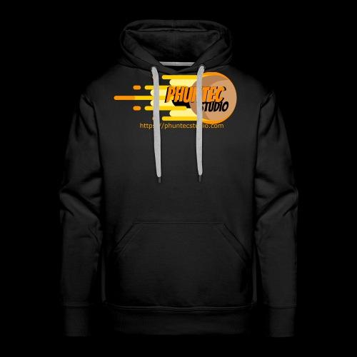 PhuntecStudio Logo - Men's Premium Hoodie