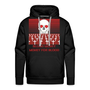 BLOOD MONEY - Men's Premium Hoodie