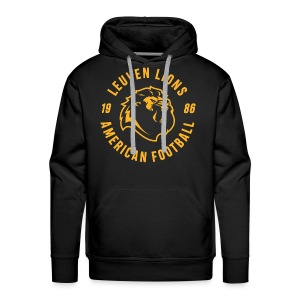Lions old school gold - Men's Premium Hoodie