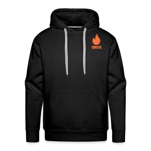 Odious Fire - Mannen Premium hoodie