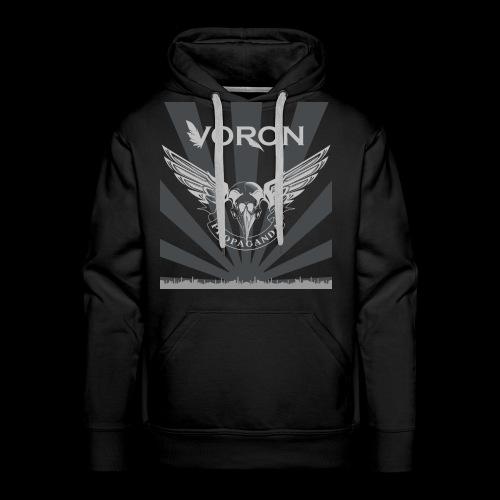 Voron - Propaganda - Sweat-shirt à capuche Premium pour hommes