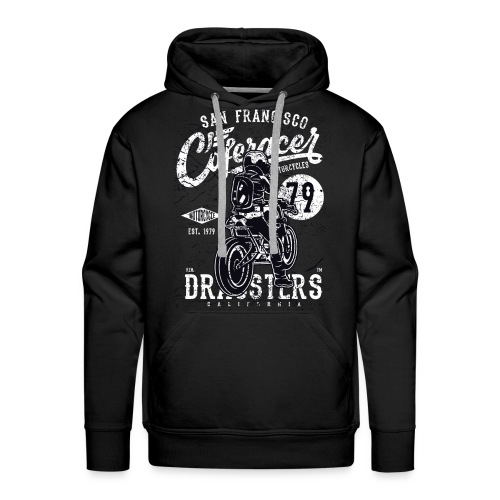 San Francisco Caferacer Dragsters - Männer Premium Hoodie