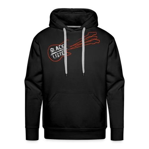 Blacklisted logo - Sweat-shirt à capuche Premium pour hommes