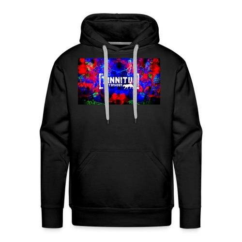 Tinnitus Bunt - Männer Premium Hoodie