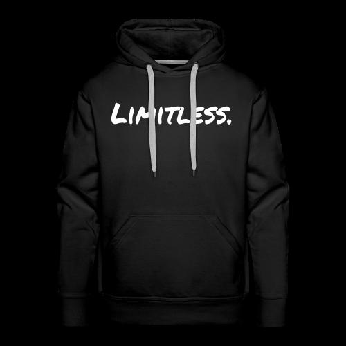 Limitless - Männer Premium Hoodie