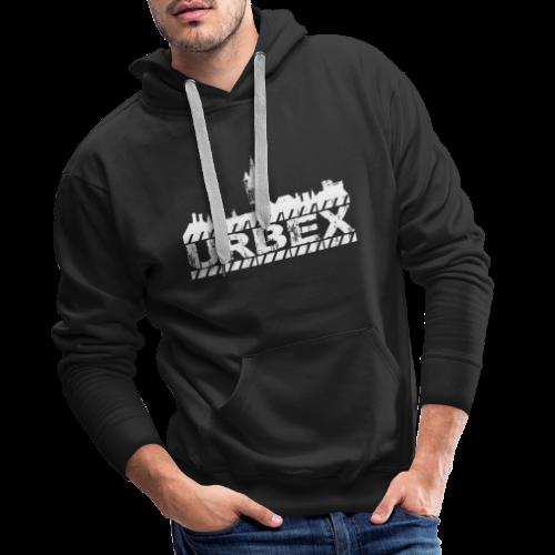 Urbex - Sweat-shirt à capuche Premium pour hommes