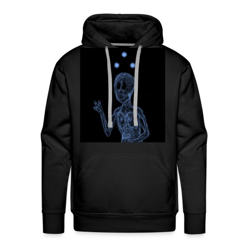 alien 3 light - Sweat-shirt à capuche Premium pour hommes