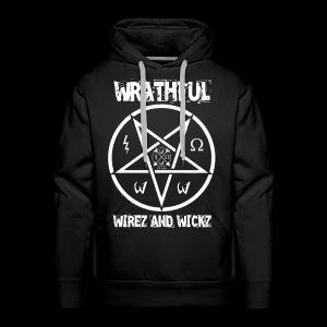 Wrathful Wirez PentaWrath - Men's Premium Hoodie