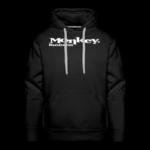Monkey Business - Sweat-shirt à capuche Premium pour hommes