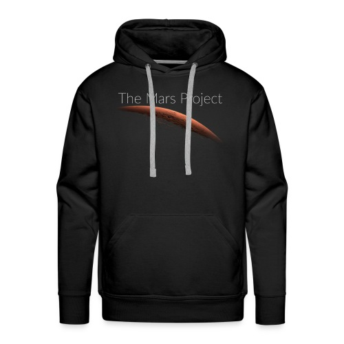 The Mars Project - Sweat-shirt à capuche Premium pour hommes