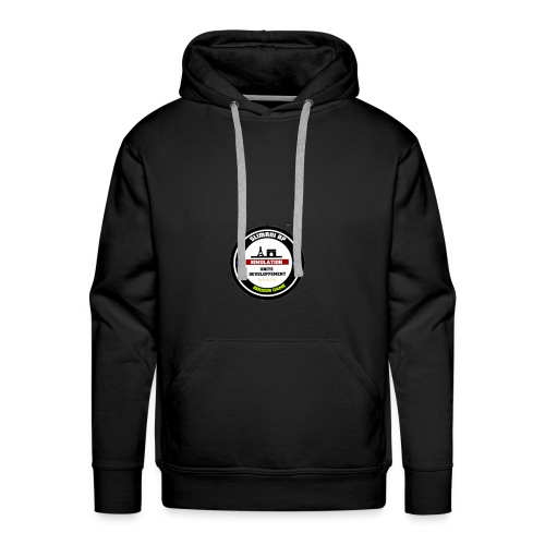 SLIMANIRP - Sweat-shirt à capuche Premium pour hommes