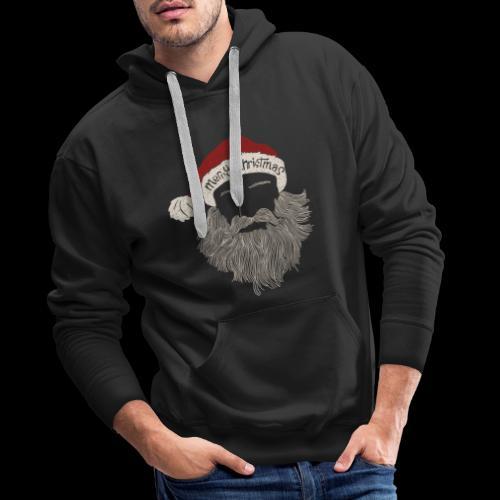 Christmas Santa - Männer Premium Hoodie