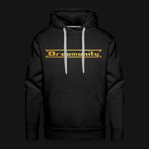 GoldenBanner - Männer Premium Hoodie