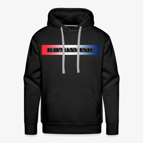 Rayman Exclusive Banner - Premium hettegenser for menn