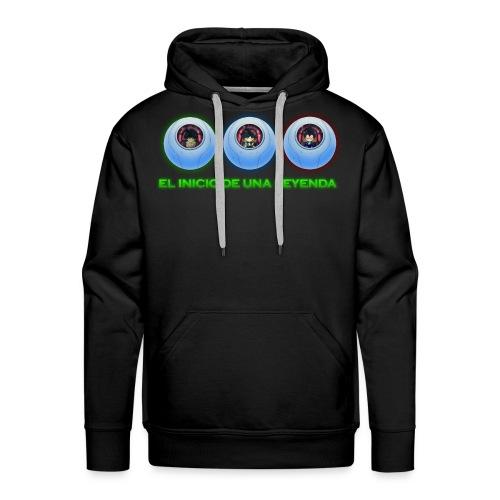Saiyans - Sudadera con capucha premium para hombre