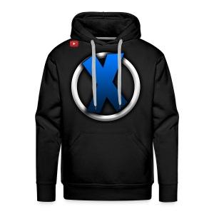 Großes Logo - Männer Premium Hoodie