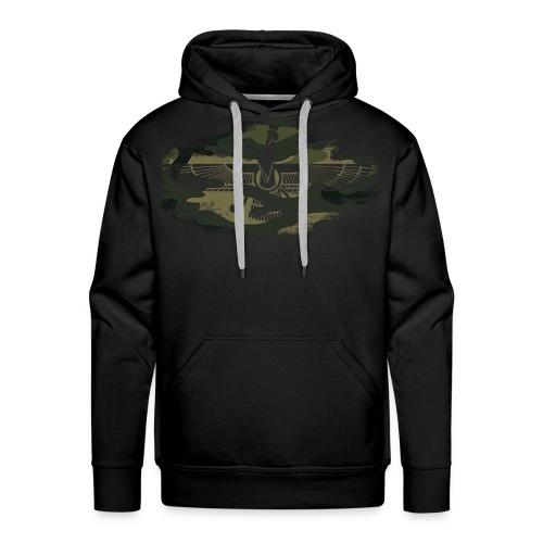 Farvahar Camouflage - Männer Premium Hoodie