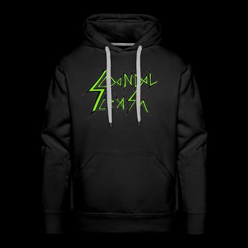Scandal Crash 2 - Sweat-shirt à capuche Premium pour hommes