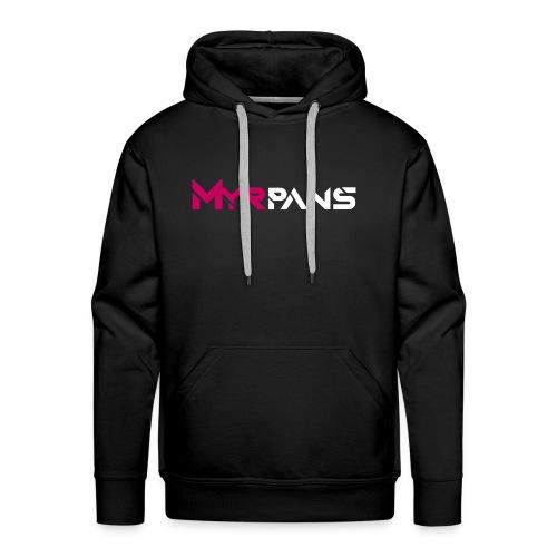 Myrpans Pink/White - Premiumluvtröja herr